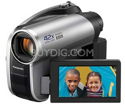 VDR-D50 DVD Camcorder