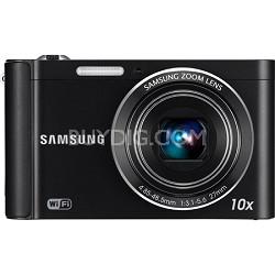 ST200F 16 MP 10X Wi-Fi Digital Camera - Black