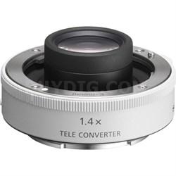 SEL14TC FE 1.4X Teleconverter Lens