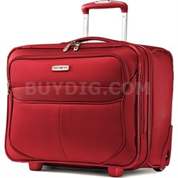 "LIFTwo 18"" Wheeled Travel Essential Boarding Bag - Red"