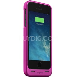 Juice Pack Helium Special Edition Snap Pack Battery Case for iPhone 5/5s (Pink)
