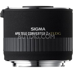 2.0X EX APO  DG Teleconverter for Canon EOS Digital SLR