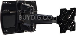 SA750 Articulating Arm Dual Stud Wall Mount w/ TV adapter plate - OPEN BOX