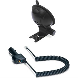 Accessories Combo with StickyCup Mount and Deluxe SmartCord (Blue Light)