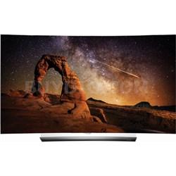 OLED55C6P 55-Inch C6 Curved OLED HDR 4K 3D Smart TV w/ webOS 3.0