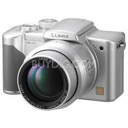 DMC-FZ3 Lumix 3 Megapixel Compact Digital Camera w/ 12x Optical Zoom