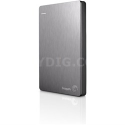 Backup Plus 1TB Portable External Hard Drive w/Mobile Device Backup - OPEN BOX