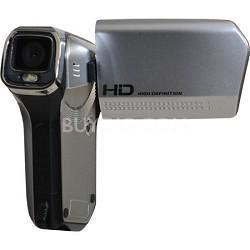 DXG-5B6V HD- 720p HD Mini Camcorder, Silver