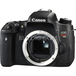 EOS Rebel T6s Digital SLR Camera Body