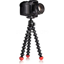 Gorillapod SLR Zoom Camera Tripod - Black/Red