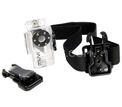 Waterproof Case for Muvi Mini Camcorder