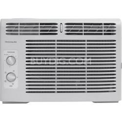 5,000 BTU 115V Window-Mounted Mini-Compact Air Conditioner w/ Mechanical Control