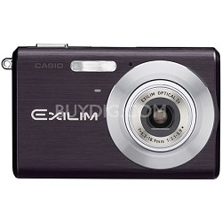 Exilim EX-Z60 Slim Digital Camera (Black) - OPEN BOX