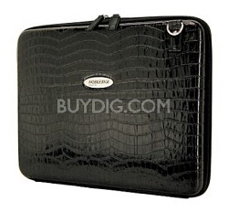 MEPFC1L Large Techstyle Portfolio Black Computer Case for Laptops up to 17""