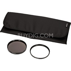 VF72CPK - 72mm Polarizing Filter Kit for the HDRFX1