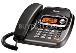 TRU9488 Corded/Cordless Dual Keypad Speakerphone & Digital Answering System