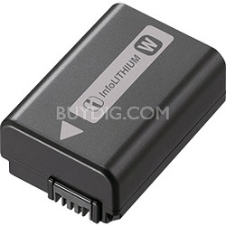 NP-FW50 Rechargeable Battery Pack