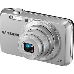 ES80 12MP Silver Digital Camera