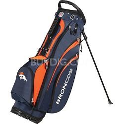 NFL Denver Broncos Golf Carry Bag
