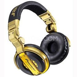 HDJ-1000G - Limited Edition Advanced Professional DJ Headphones, Gold