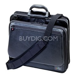ThinkPad Premiere Leather Carrying Case for Laptops up to 15.4""