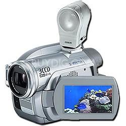 3-Watt Halogen Bulb Video Light (camcorder not included)