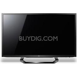 "47LM6200 47"" 1080p 120Hz LED Smart HDTV with Cinema 3D"