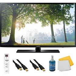 """UN65H6203 - 65"""" 120hz Full HD 1080p Smart TV Plus Hook-Up Bundle"""
