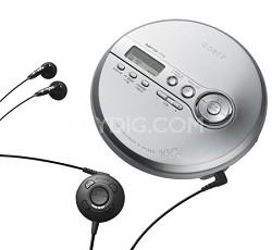 D-NF340 MP3 CD Walkman Compact Disc Player