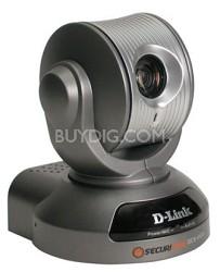 10/100 IP Cam, CCD, 0.05 Lux, Pan/Tilt/Zoom, 10x Opt Zoom, MPG4/MJPG, 2-Way Aud.