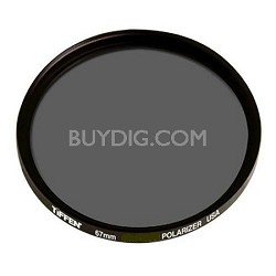 67mm Linear Polarizer Filter
