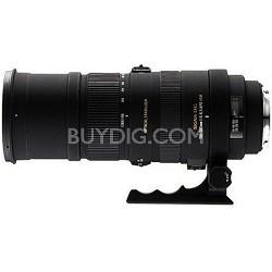 150-500mm F/5-6.3 APO DG OS HSM Autofocus Lens For Sony