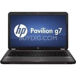 "G7-1318DX Dual-Core A4-3305M Accelerated Processor  17.3"" Refurbished Notebook"
