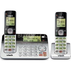 CS6859-2 DECT 6.0 2 Handset Cordless Answering System w/ Caller ID/Call Waiting