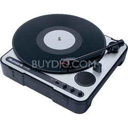 PT-01USB Portable Vinyl-Archiving Turntable - OPEN BOX