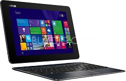 "T100CHI-C1-BK Transformer Book - Chi 10.1"" Intel Atom Z37775 Detachable 2-in-1"