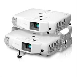 PowerLite W16SK 6000 Lumens 3D 3LCD Dual Projection System - V11H494020