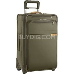 Baseline Domestic Carry-on Expandable Upright - Olive (U122CX-7)