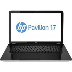 "Pavilion 17.3"" HD+ LED 17-e040us Notebook PC - Intel Core i3-4000M Processor"