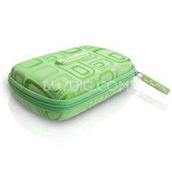 Samba Travel Case for JBuds & MP3 Player (Green) 854291001983