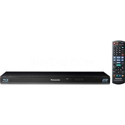 DMP-BDT110 - 3D Blu-ray Disc Player with 2D to 3D Conversion - OPEN BOX