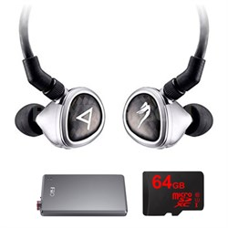 Special Edition Layla II Headphones by JH Audio-Titan w/ FiiO A5 Amp Bundle