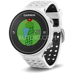 Approach S6 Hi-Res Color Touchscreen GPS Golf Watch - Light (010-01195-00)