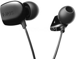 t-JAYS One In-ear Noise Isolating Earphones