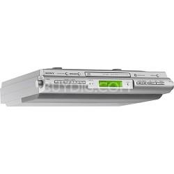 ICF-CDK50 Under Cabinet Kitchen CD Clock Radio