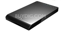 FreeAgent Go 500 GB USB 2.0 Portable External Hard Drive (Black)