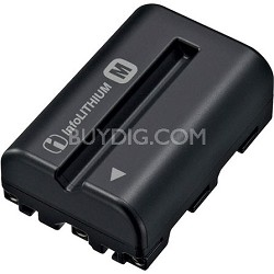NP-FM500H Rechargeable Battery Pack 1650 mah - OPEN BOX