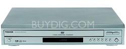 SD-5915 - 5 Disc Carousel Progressive Scan DVD Player - OPEN BOX