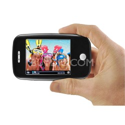 """8GB MP3 Video Player w/ built-in 3"""" Touch Screen, 5MP Digital Video Camera"""