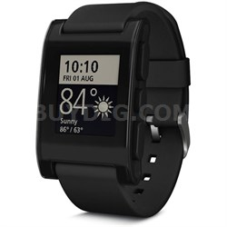 Smart Watch for iPhone and Android Devices (Black) 301BL - OPEN BOX